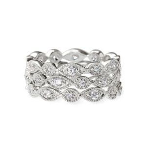 Stella & Dot Deco Stackable Rings